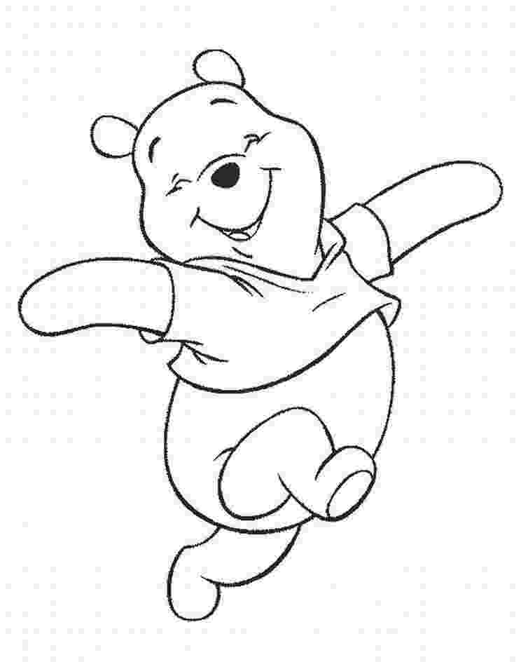 free winnie the pooh coloring pages free printable winnie the pooh coloring pages for kids pooh winnie pages the coloring free