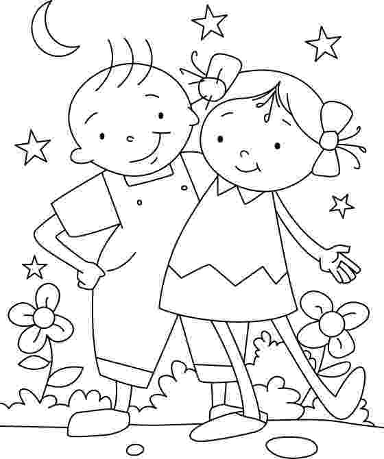 friendship coloring pages friendship coloring pages best coloring pages for kids pages coloring friendship