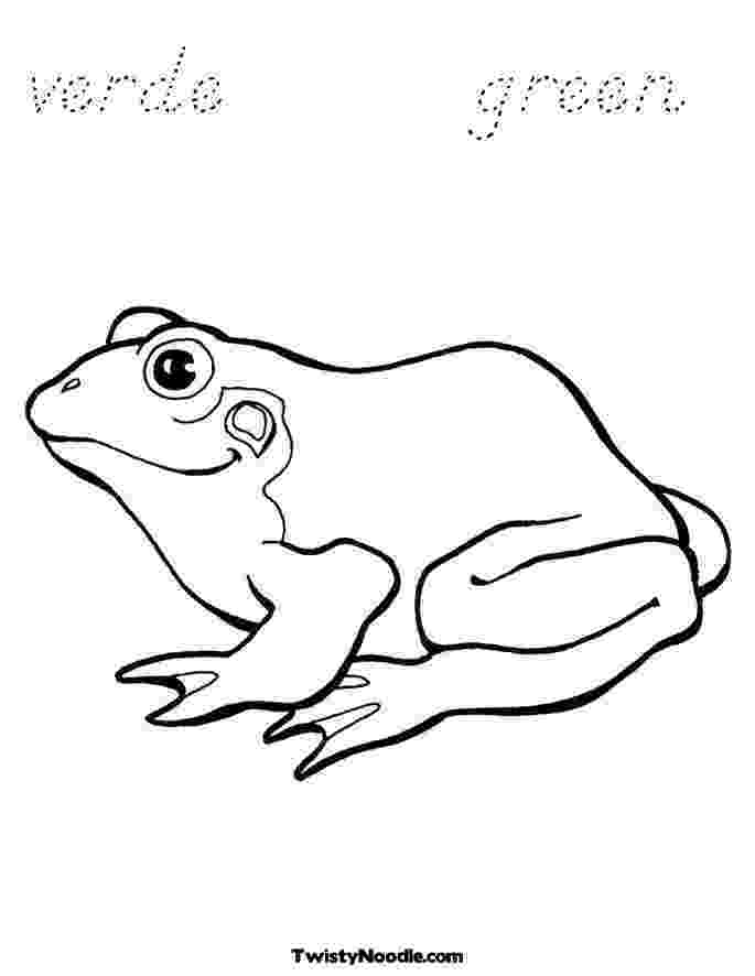 frog images to color frogs to color for children frogs kids coloring pages to color images frog