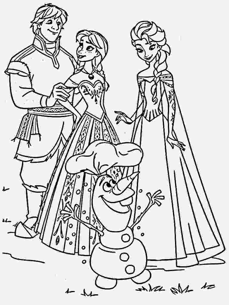 frozen color pages frozens olaf coloring pages best coloring pages for kids pages frozen color