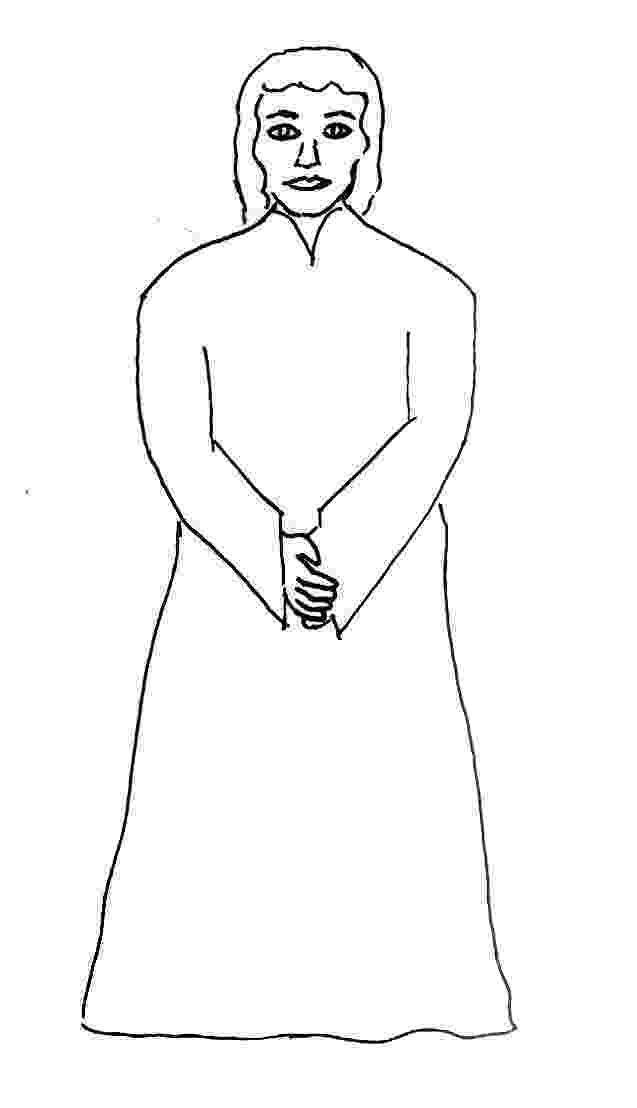 gabriel visits mary coloring page 13 angel gabriel coloring page bible story coloring page coloring mary visits page gabriel