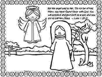 gabriel visits mary coloring page bible story coloring page for angel gabriel visits mary mary page coloring gabriel visits