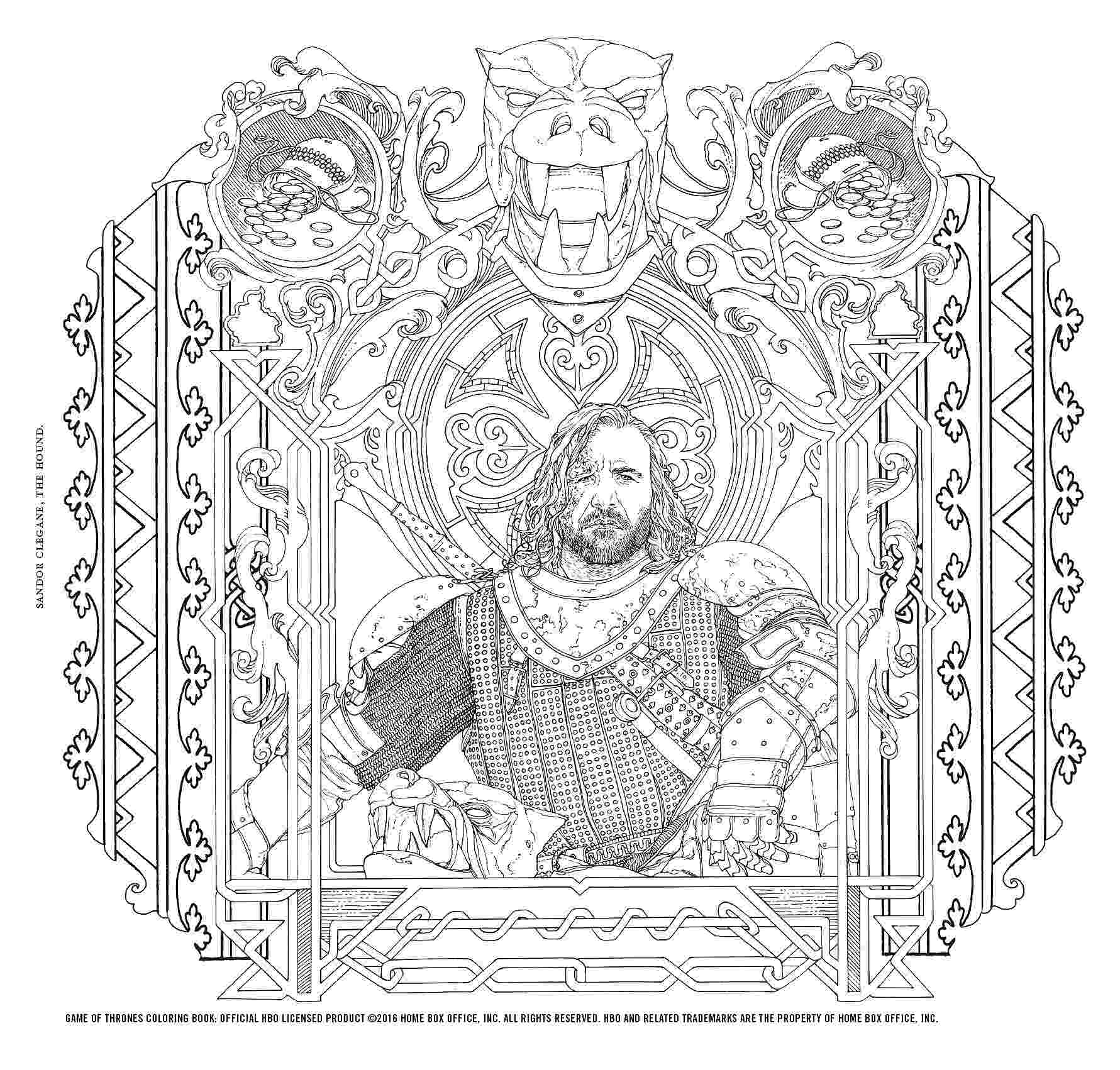 game of thrones coloring pages game of thrones coloring book game of thrones photo pages coloring thrones of game