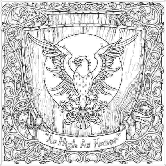 game of thrones coloring pages the official a game of thrones colouring book thrones pages of game coloring