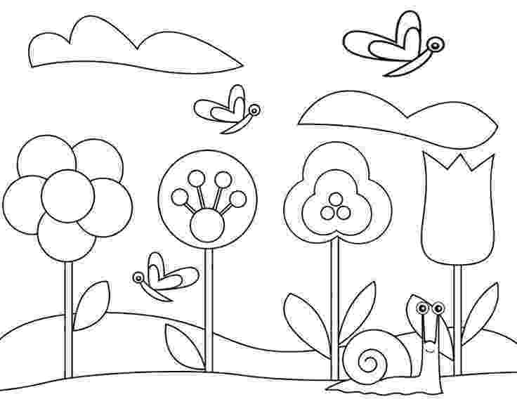 gardening colouring pages flower garden coloring pages to download and print for free pages gardening colouring 1 1