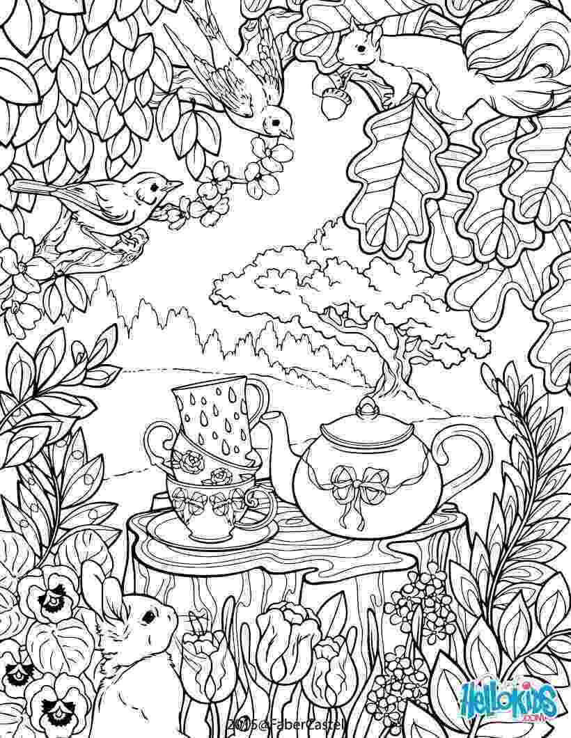 gardening colouring pages mandala secret garden coloring pages hellokidscom gardening colouring pages