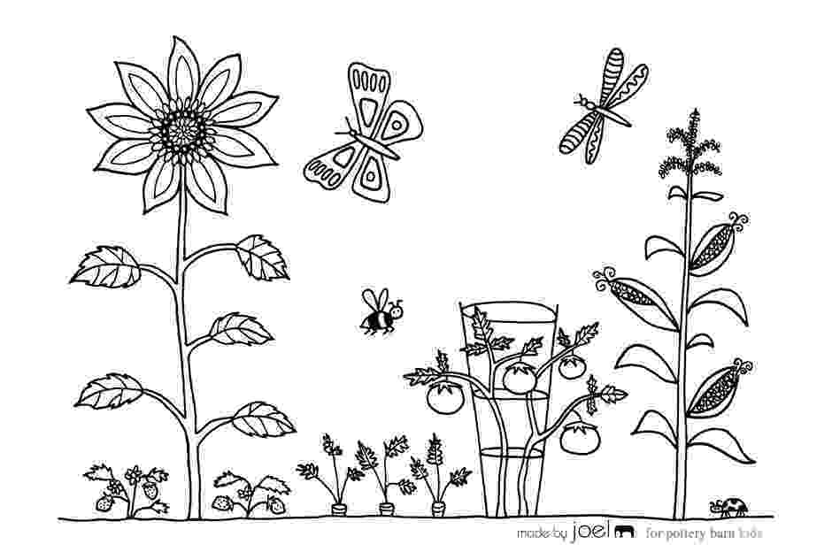 gardening colouring sheets beautiful garden coloring page free printable coloring pages gardening sheets colouring