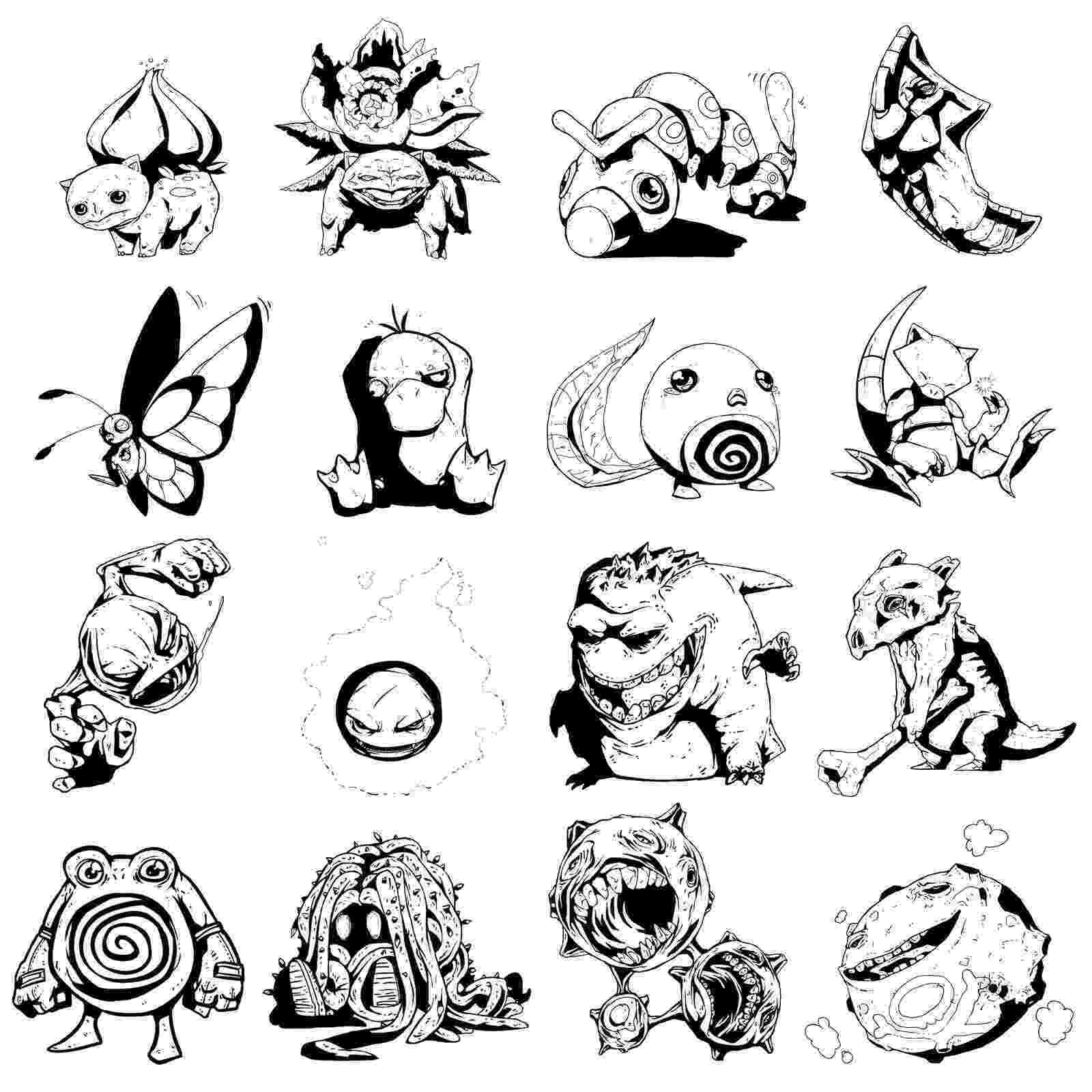 generation 2 pokemon click to see printable version of piloswine coloring page 2 generation pokemon