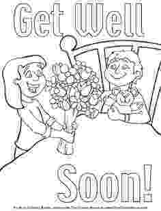 get well soon coloring pages get well soon coloring page free printable coloring well coloring get pages soon