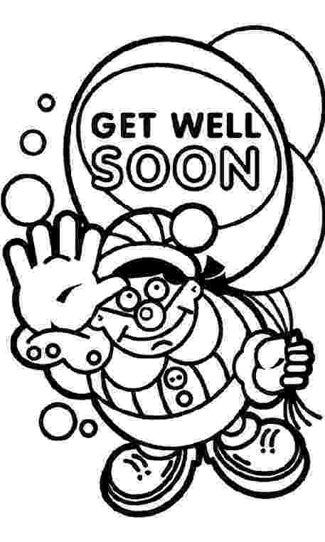get well soon coloring pages get well soon daddy coloring page free printable coloring pages get soon well