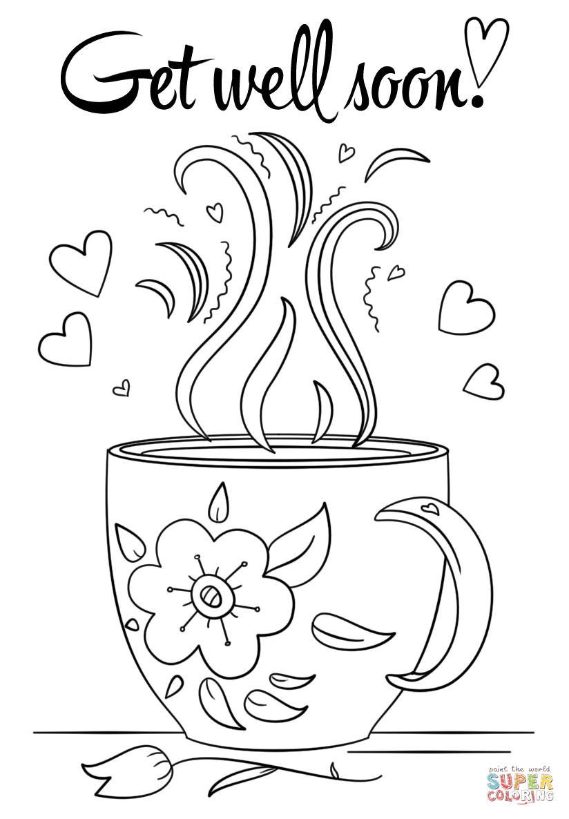 get well soon coloring pages may 2011 soon pages coloring get well