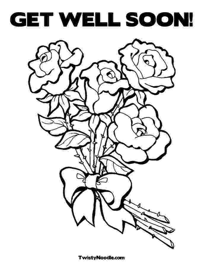 get well soon coloring sheet 13 best get well cards printable images on pinterest get sheet soon get coloring well