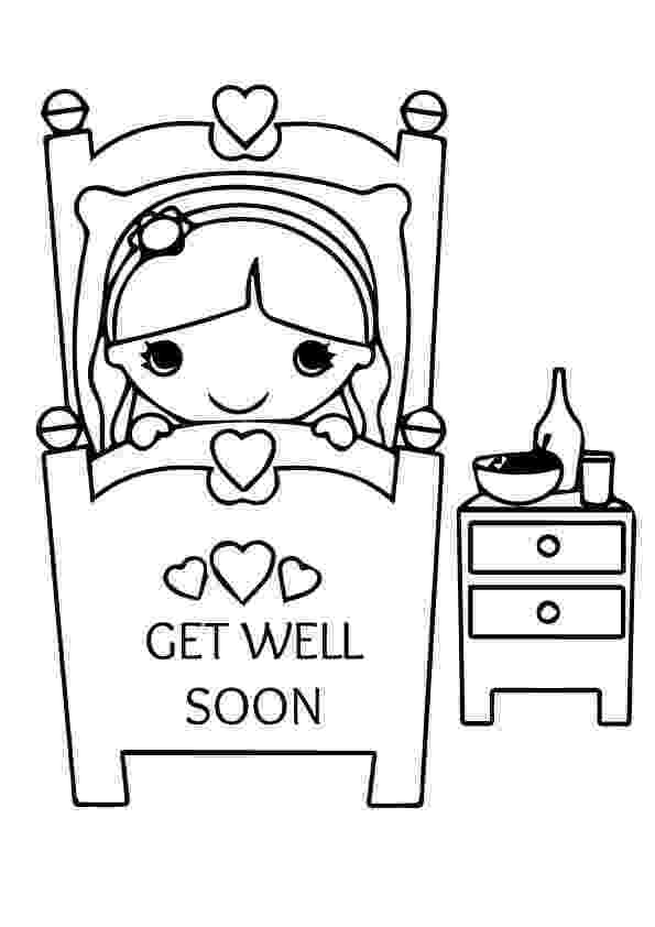 get well soon coloring sheet isaak and well coloring coloring pages sheet well soon coloring get