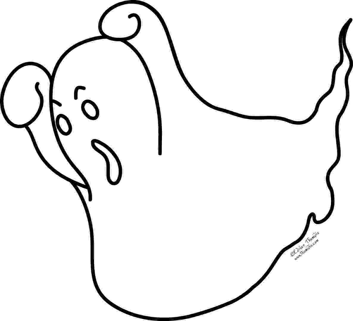 ghost coloring pages free printable ghost coloring pages for kids pages coloring ghost