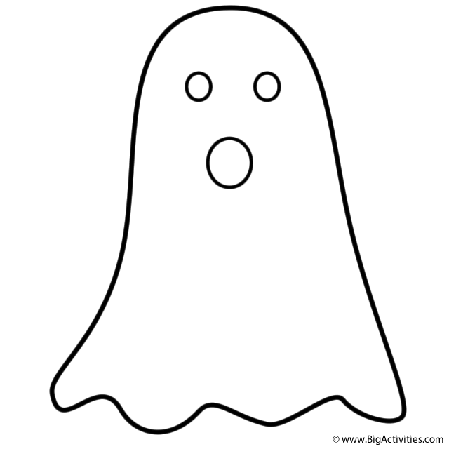 ghost coloring pages ghost coloring pages getcoloringpagescom ghost pages coloring