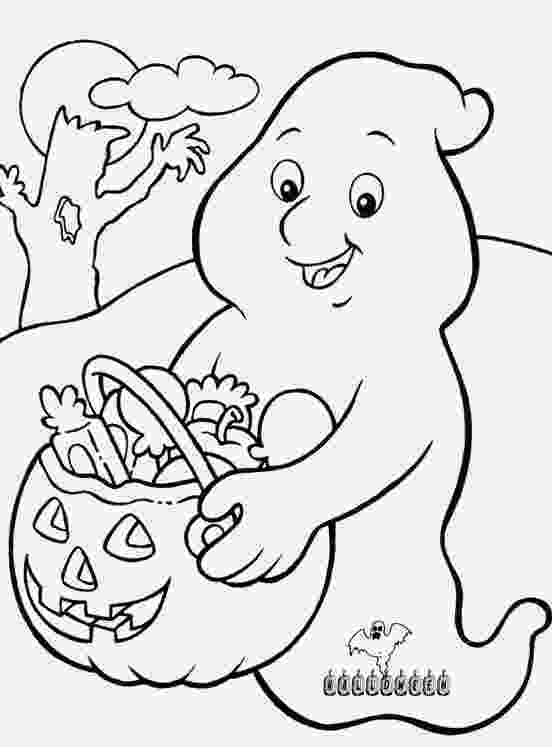 ghost coloring pages simple ghost coloring page halloween pages coloring ghost