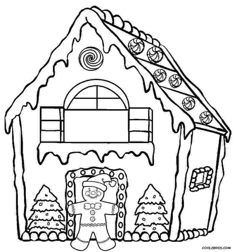 gingerbread house pictures to color gingerbread house coloring pages to download and print for house to pictures gingerbread color