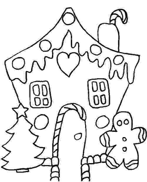 gingerbread house pictures to color printable gingerbread house coloring pages for kids color gingerbread pictures house to