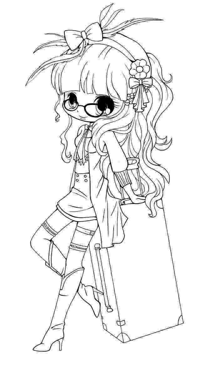 girl colouring pages printable girls gacha life kids coloring yahoo search pages girl colouring