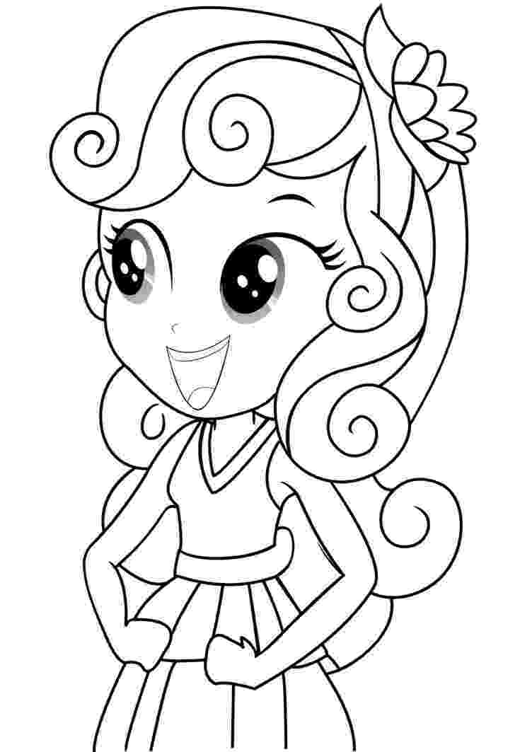 girls color pages cute girl coloring pages to download and print for free pages color girls