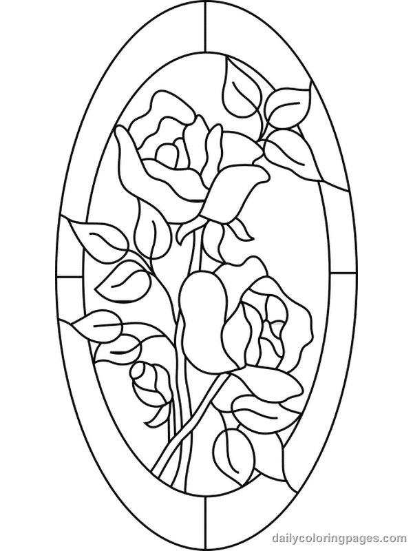 glass coloring page 15 stained glass coloring pages for kids print color craft glass page coloring