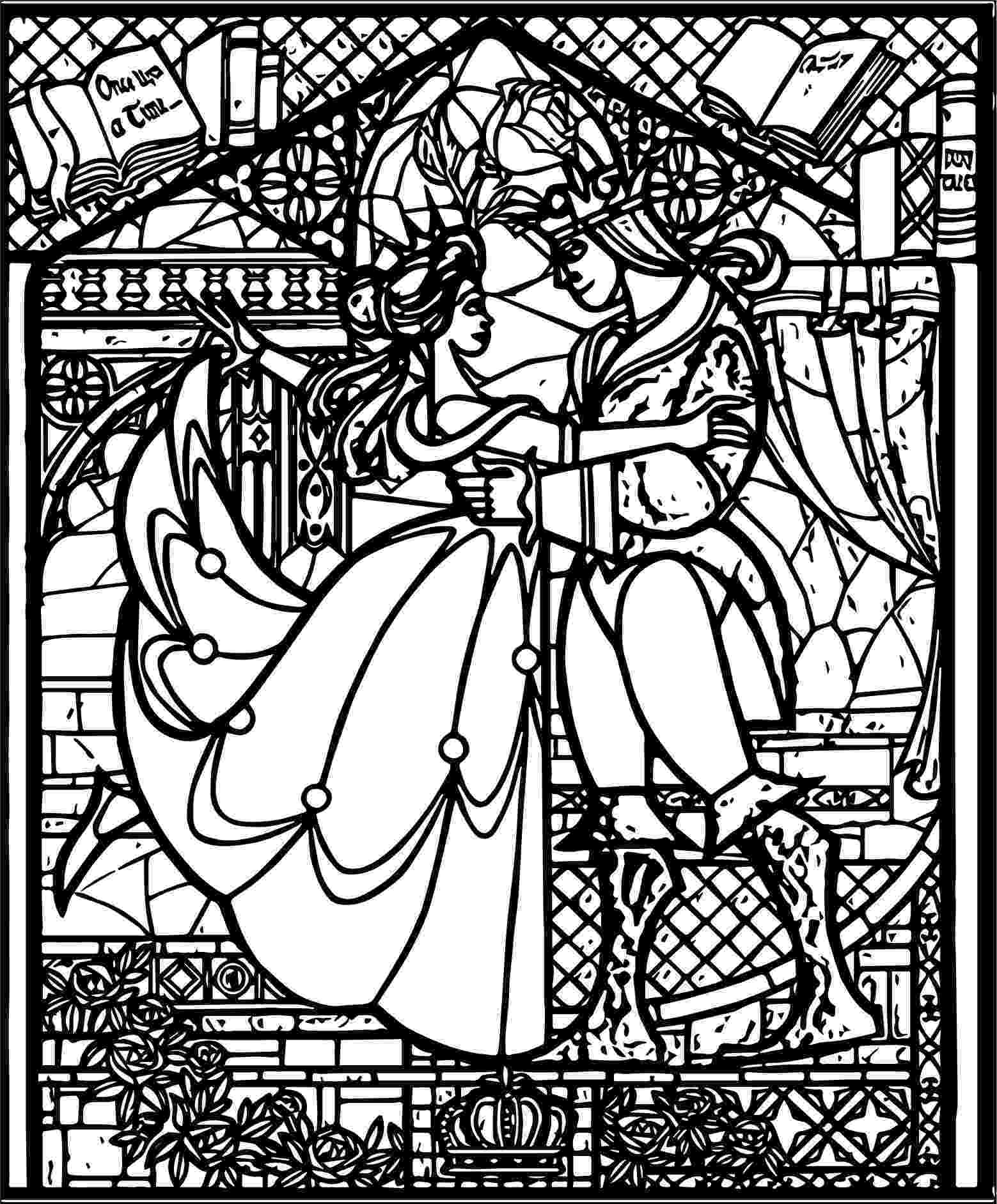 glass coloring page stained glass coloring pages for adults best coloring glass page coloring