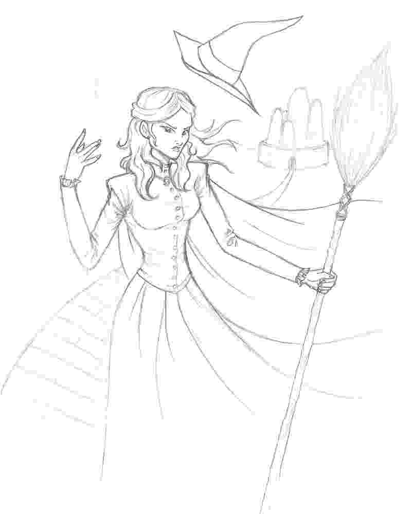 glinda the good witch coloring pages wizard of oz coloring sheet glinda by akacreativity tpt the good glinda witch coloring pages