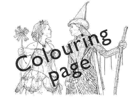 glinda the good witch coloring pages wizard of oz on pinterest coloring pages dr oz and pages good glinda witch coloring the