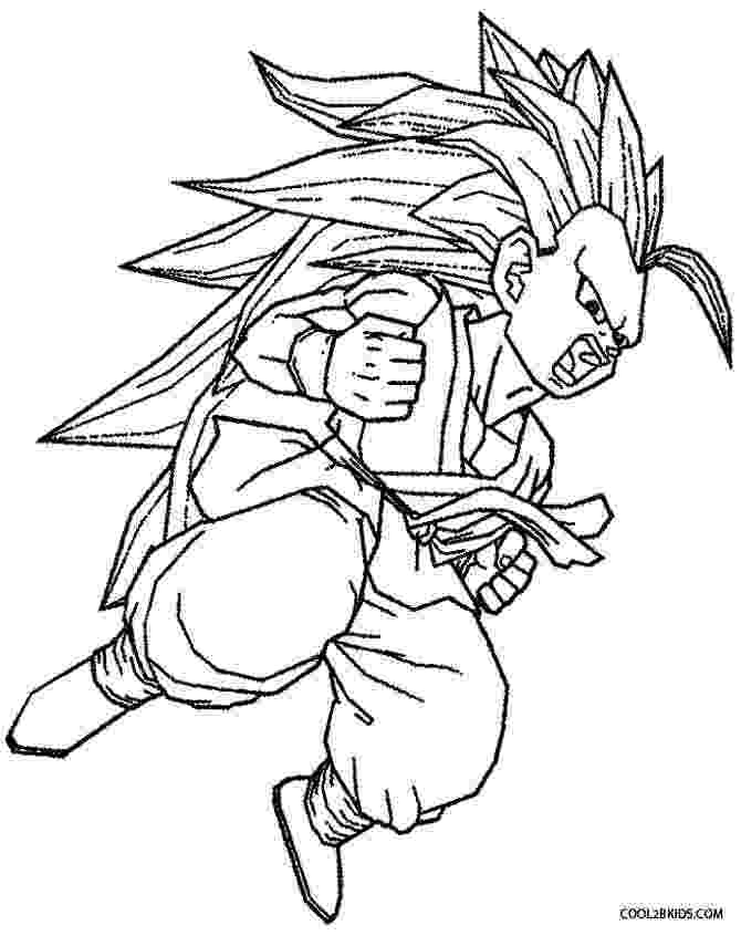 goku printable coloring pages goku coloring pages to download and print for free pages printable goku coloring 1 1