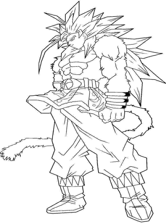 goku super saiyan 4 coloring pages dragon ball z coloring pages goku super saiyan 5 at coloring pages goku saiyan 4 super