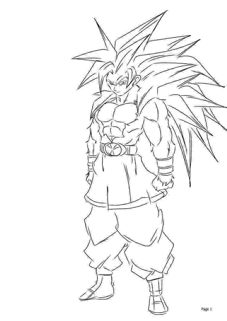 goku super saiyan 4 coloring pages dragon ball z goku super saiyan 4 coloring pages super saiyan 4 pages goku coloring