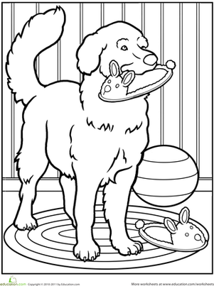 golden retriever coloring pages coloring page of a golden retriever photo happy dog heaven golden coloring retriever pages