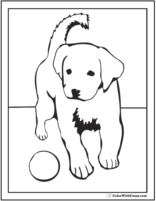 golden retriever puppy coloring pages golden retriever dog coloring page free printable golden puppy pages coloring retriever