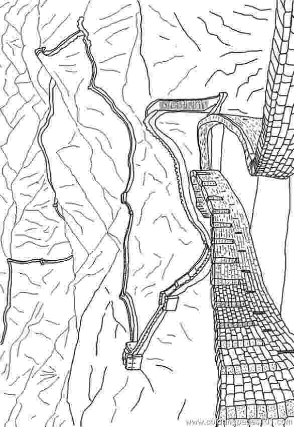 great wall of china coloring sheet free coloring pages printable pictures to color kids and china sheet coloring of wall great