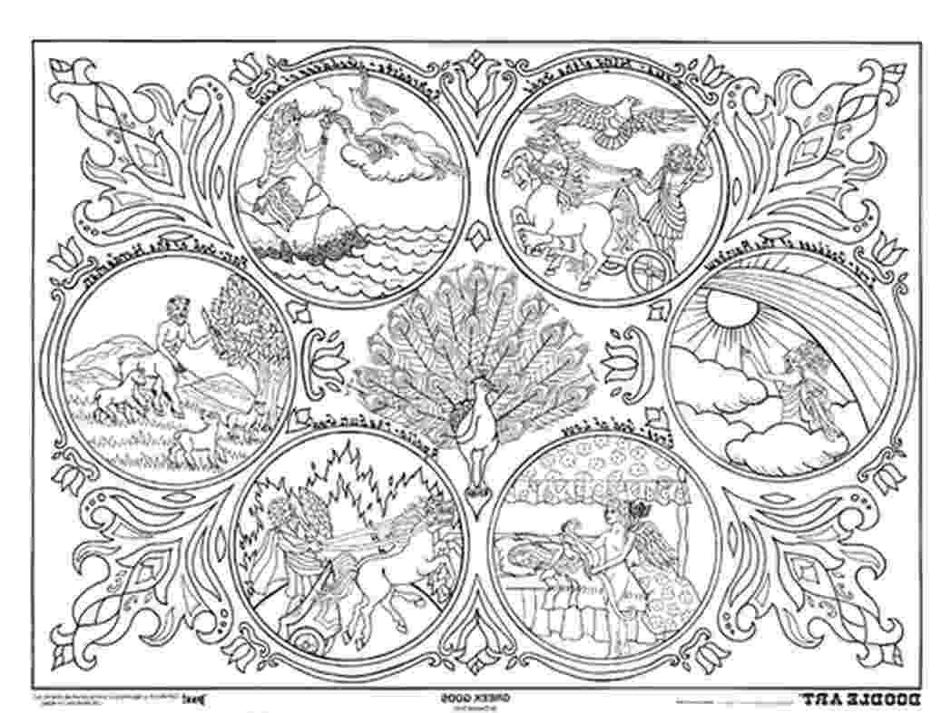greek mythology coloring pages greek mythology coloring pages learny kids coloring pages mythology greek