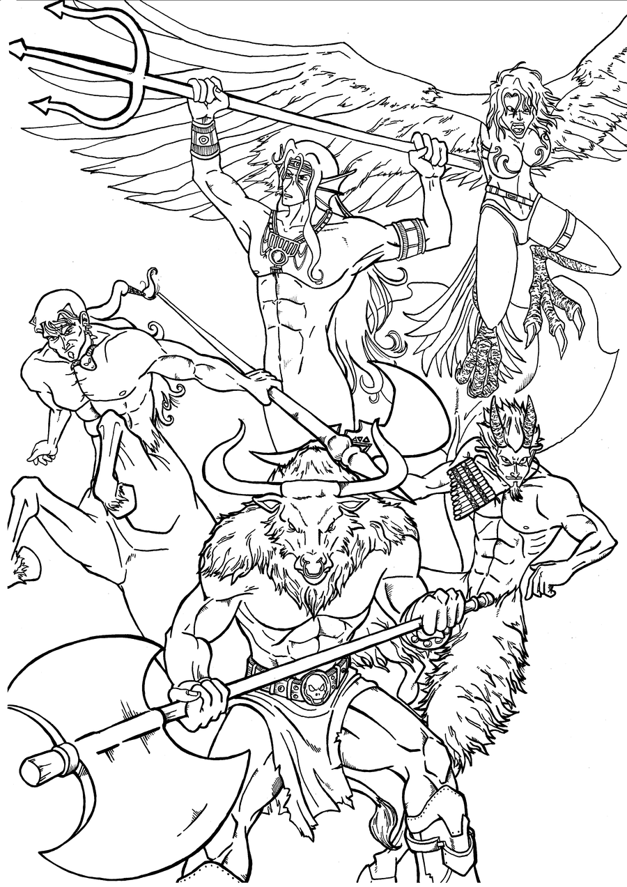greek mythology coloring pages greek mythology coloring pages to download and print for free mythology pages coloring greek