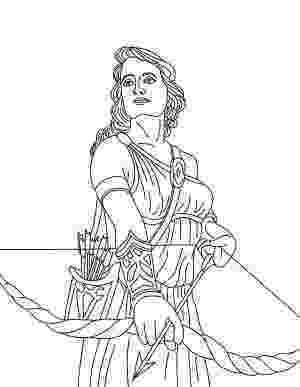 greek pictures to colour the goddess athena of greek mythology coloring page the colour greek to pictures
