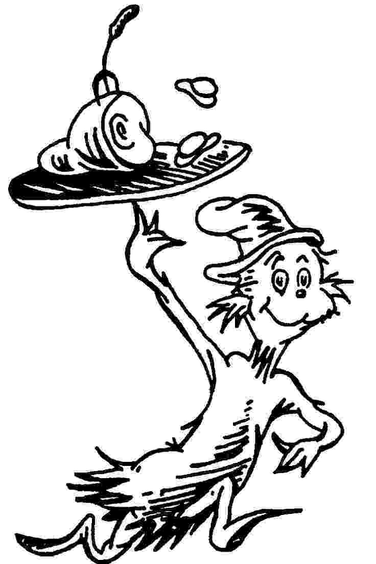 green eggs and ham coloring dr seuss green eggs and ham coloring pages black and white ham eggs coloring and green