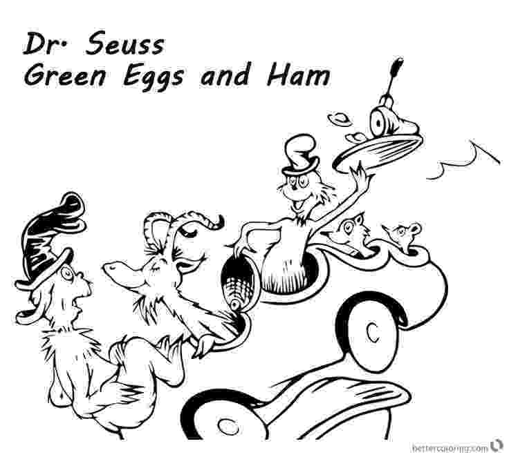 green eggs and ham coloring green eggs and ham coloring page young womens green ham eggs and coloring