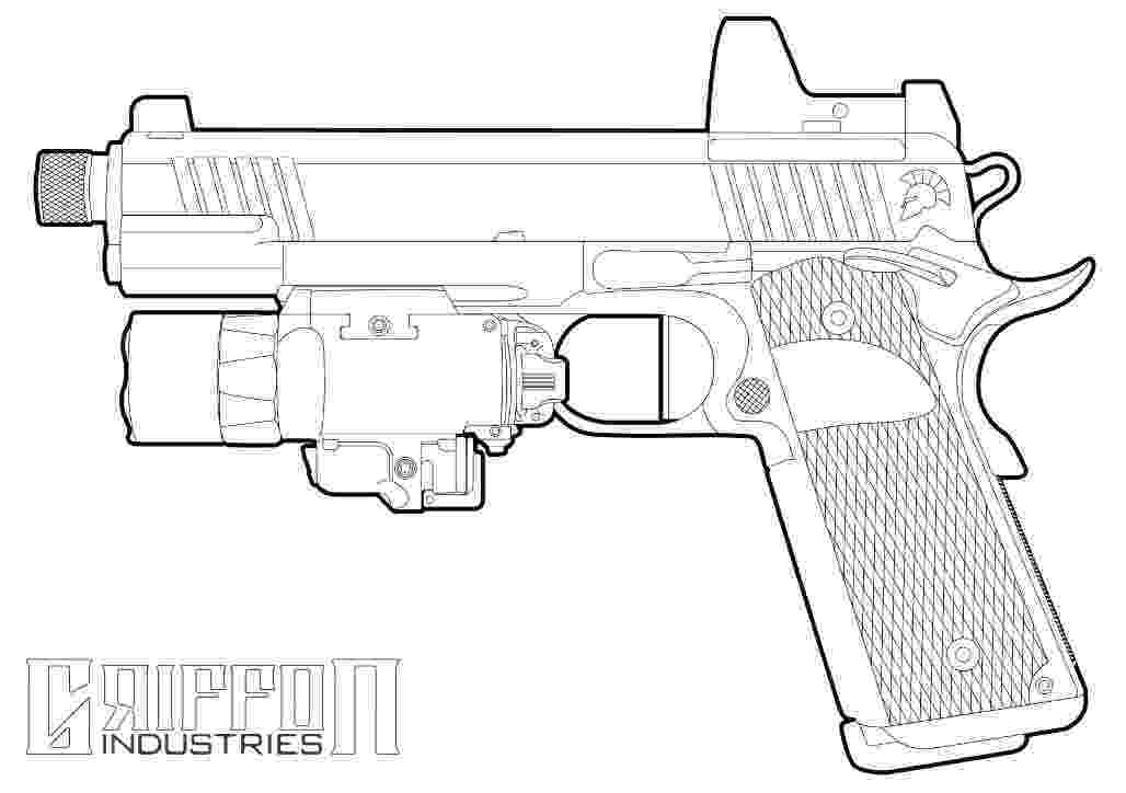 gun coloring pictures call of duty gun free coloring pages gun coloring pictures