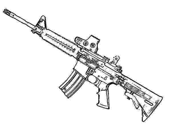 gun coloring pictures kitfox design group39s firearm coloring book armory blog coloring gun pictures