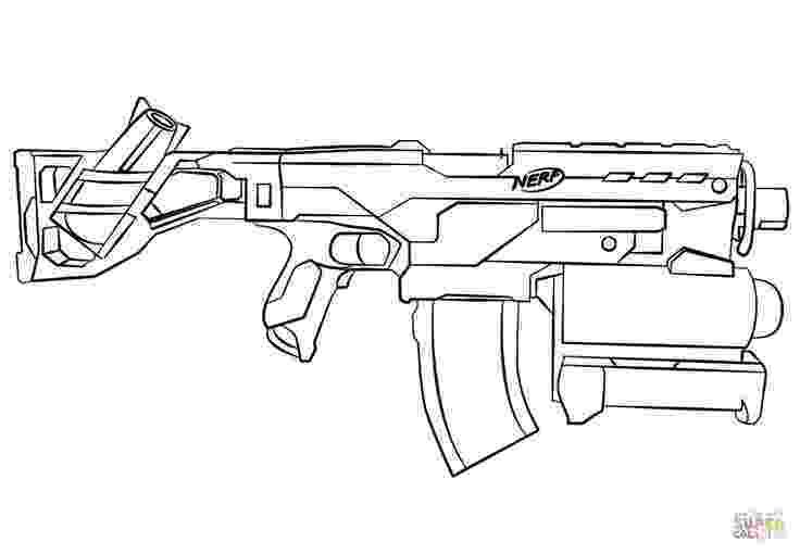 gun coloring pictures nerf gun coloring page free printable coloring pages pictures coloring gun