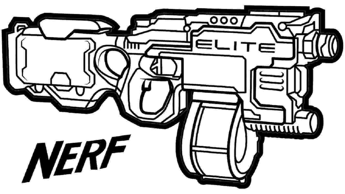 gun coloring pictures nerf gun coloring pages educative printable pictures coloring gun