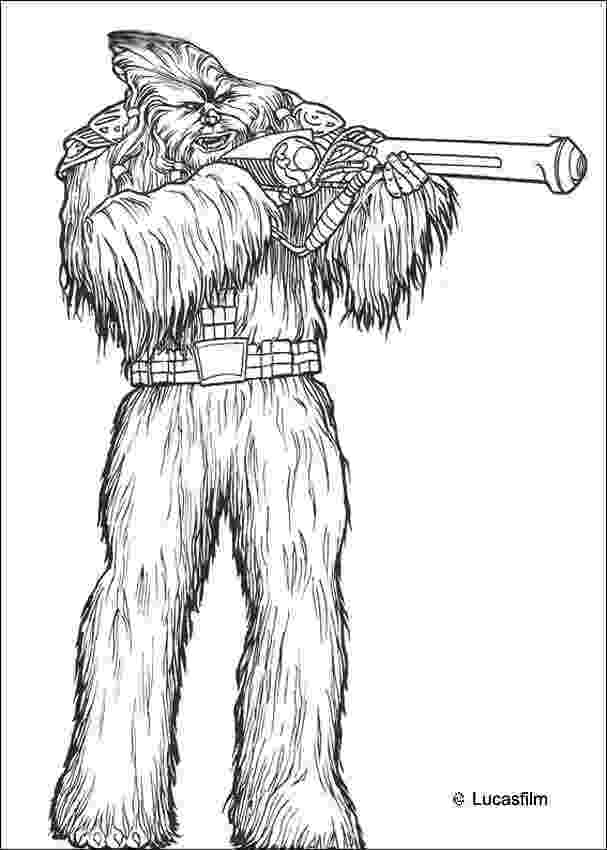 gun coloring pictures wookie soldier with a gun coloring pages hellokidscom pictures gun coloring