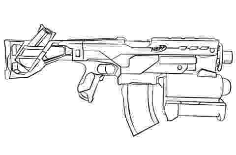 gun pictures to color nerf gun coloring page from misc toys and dolls category gun to color pictures