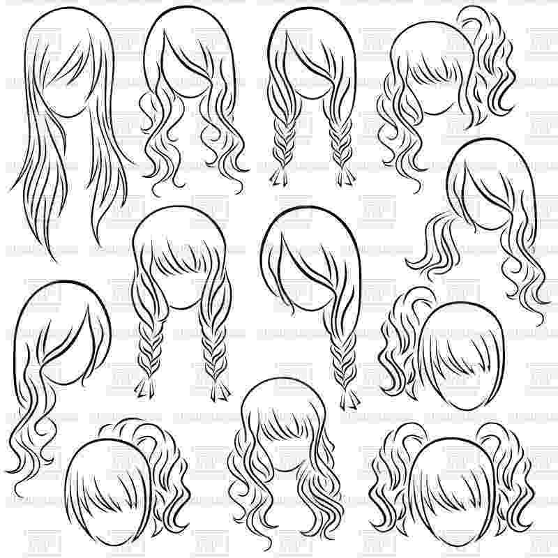 hairstyle coloring pages woven hair color guide ethical high quality remy hair coloring hairstyle pages
