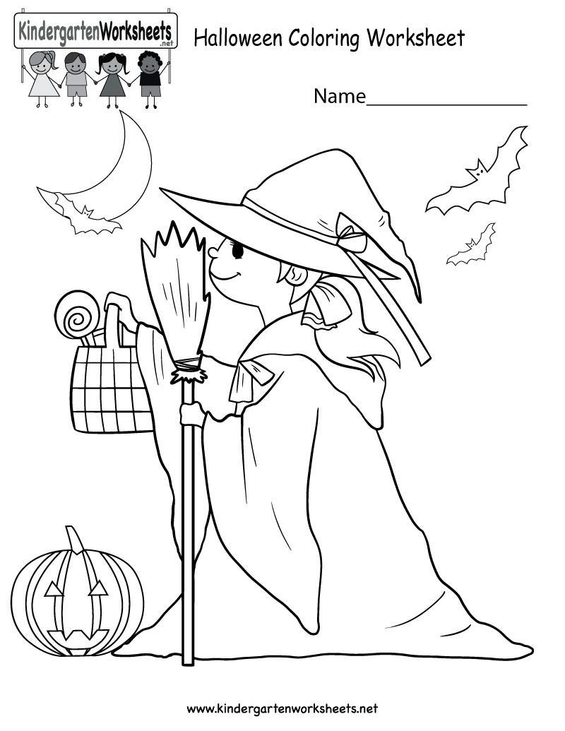 halloween coloring sheets for kindergarten halloween drawing for children at getdrawingscom free sheets coloring kindergarten for halloween