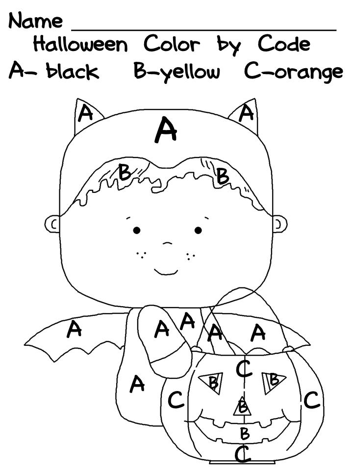 halloween coloring sheets for kindergarten seasonal color for fun printables freebies halloween for sheets halloween coloring kindergarten