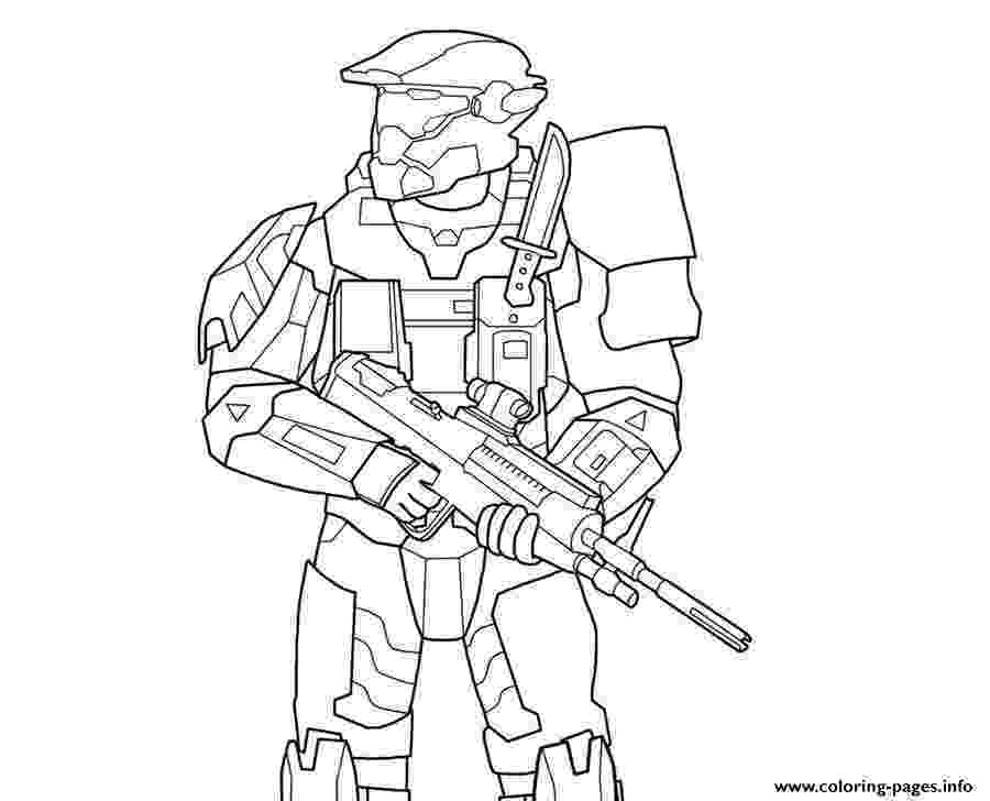 halo 5 free coloring pages halo coloring pages getcoloringpagescom coloring halo free 5 pages