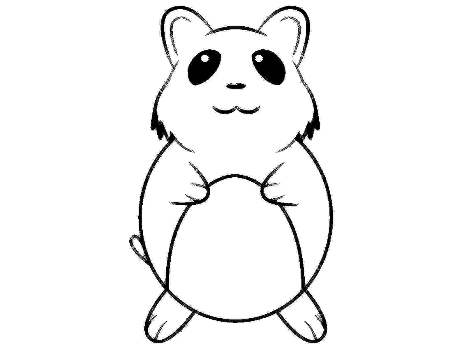 hamster colouring hamster coloring pages best coloring pages for kids colouring hamster 1 2